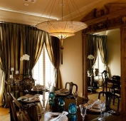 City Townhome Dining Room