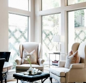 City Townhome Sitting Area