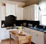 City Townhome Kitchen