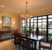 Lake Home Dining Room